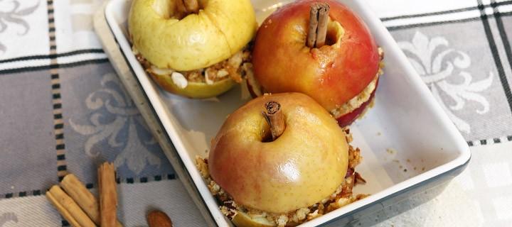 Appels met notenvulling