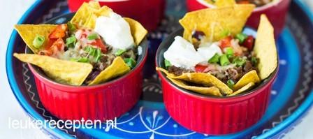 Video: mini nacho's uit de oven